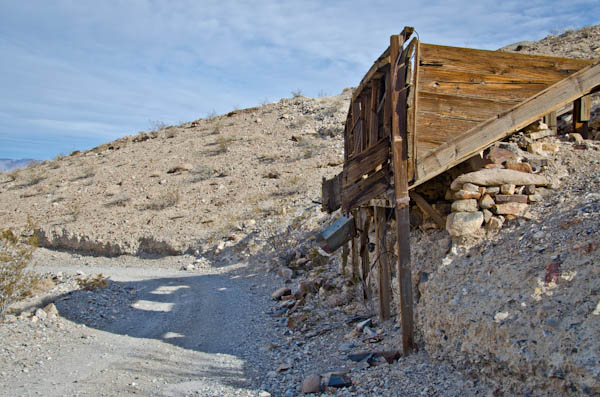 Death Valley National Park mining