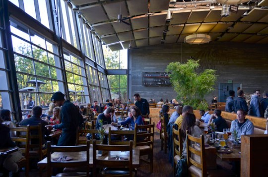 Stone Brewing Company Restaurant