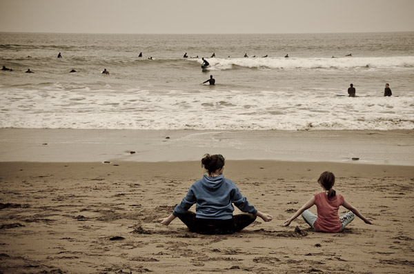 The Littlest Yogi - Pacifica, CA