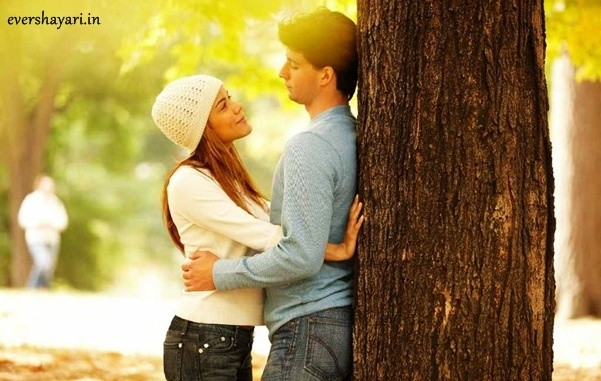 Love couple comments Wallpaper : cute-romantic-love-couple-wallpaper Ever Shayari