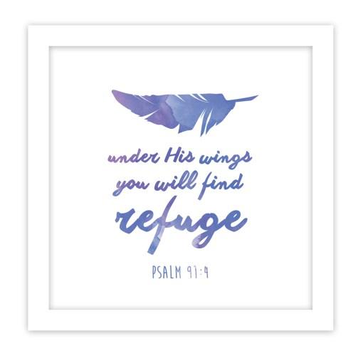 Psalm91_framed