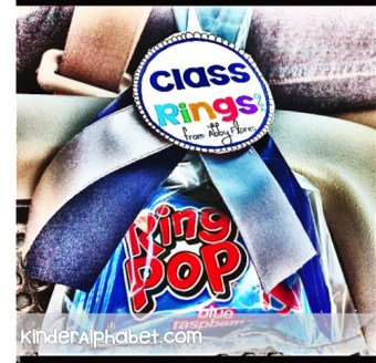 Class-Ring-end-of-the-year-Party-Favor-by-lidia-barbosa-at-kinder-alphabet-500x482