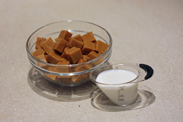 Caramels and Cream