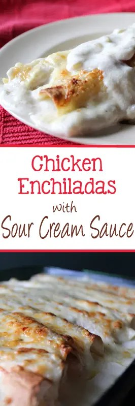 chickenenchiladaswithsourcreamsauce