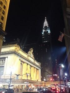 Goodbye New York! It's been fun