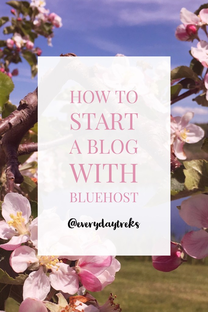 How To Start A Blog - an easy to follow guide to starting your blog today
