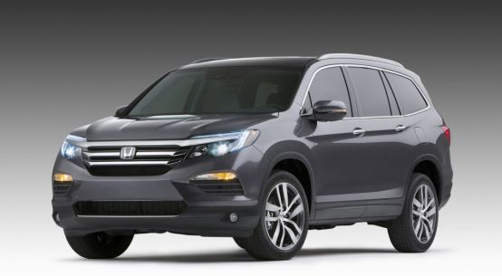 2016 Honda Pilot Pricing on Everyman Driver