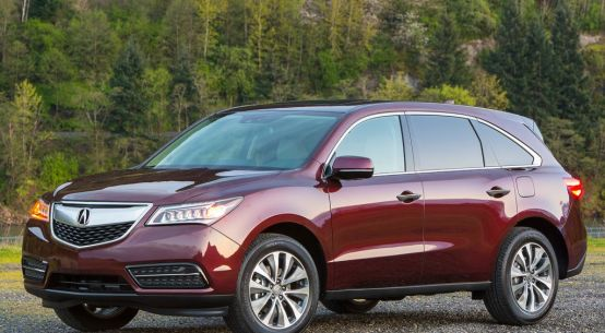 2016 Acura RDX AWD on Everyman Driver