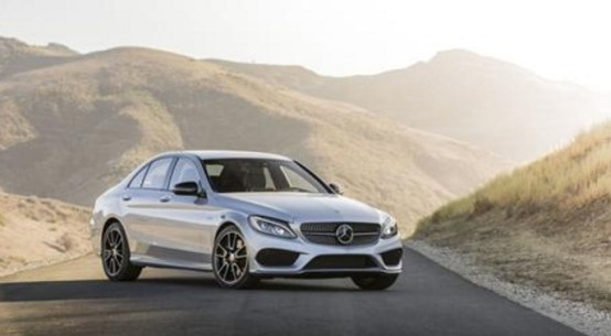 Mercedes-Benz C450 AMG Sedan on Everyman Driver