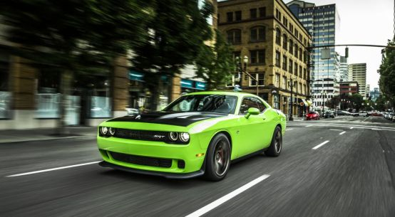 2016 Dodge Challenger SRT on Everyman Driver, Dave Erickson