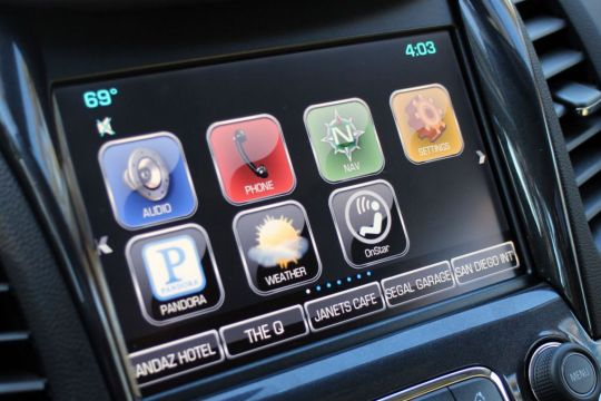 11 Most Useful In-Car Technologies on Everyman Driver