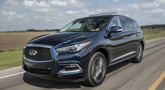2016 Infiniti QX60 Named 2016 Best in Class Luxury SUV/Crossover on Everyman Driver