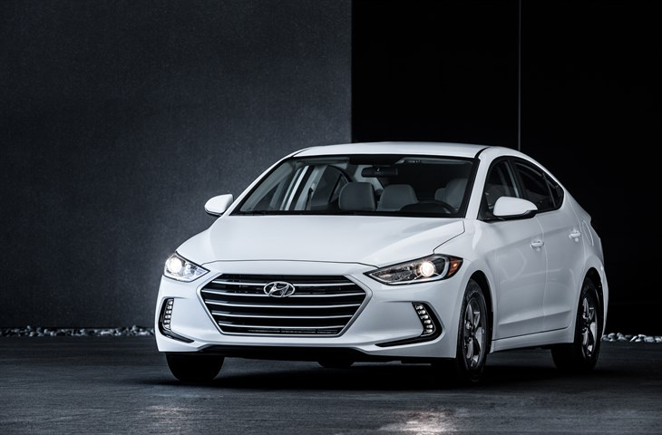 2017 Elantra Eco on Everyman Driver