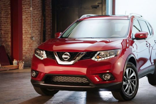 2016 Nissan Rogue AWD on Everyman Driver