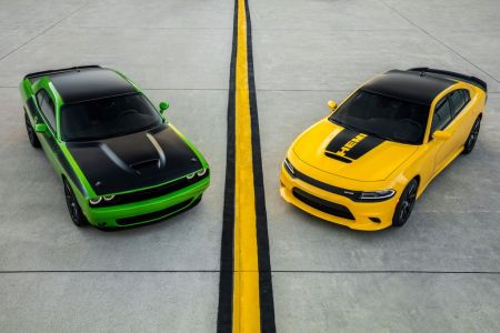 2017 Dodge Challenger T/A and 2017 Dodge Charger Daytona on Everyman Driver