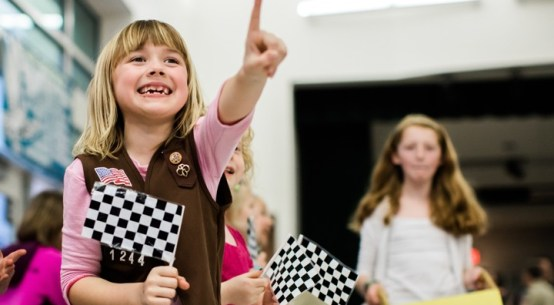 Ford Puts Girls on the Fast Track on Everyman Driver