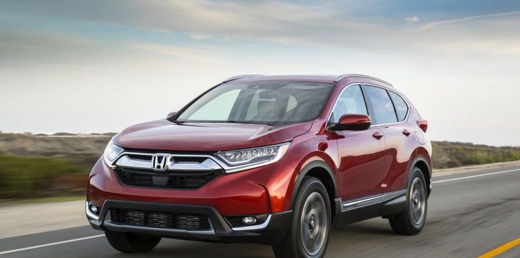 2017 Honda CR-V on Everyman Driver