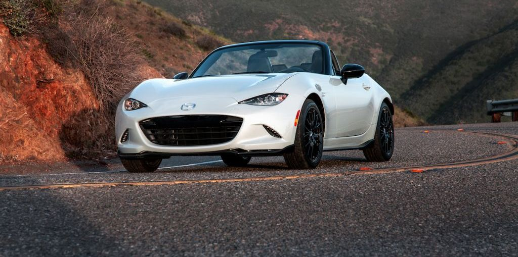 Everyman Driver: 2017 Mazda MX-5 Miata GT Review