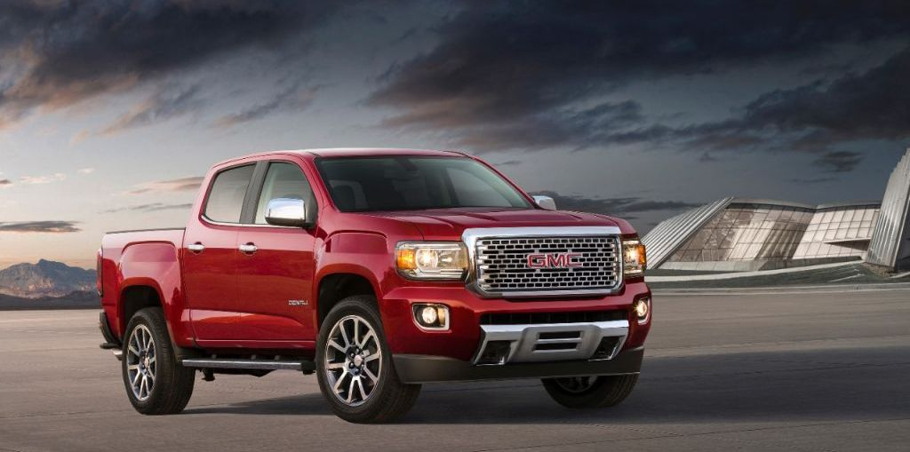 2017 GMC Canyon Denali on Everyman Driver with Dave Erickson