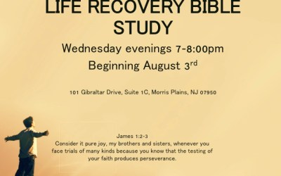 Life Recovery Bible Study