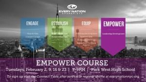 Empower Leadership Development Course
