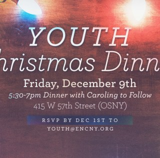 Youth Christmas Dinner