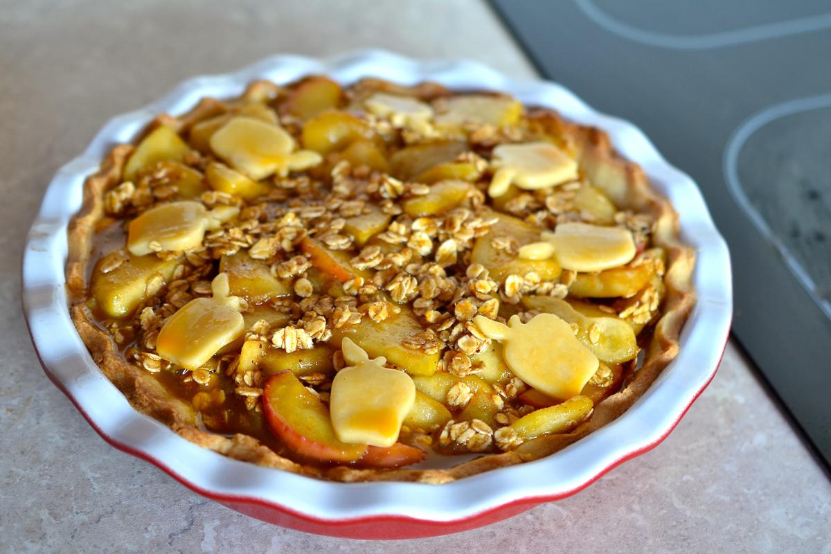 Clementine Apple Tart