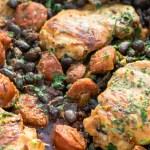 Piri Piri Chicken, Chorizo & Black Beans