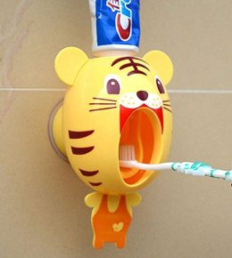 Cute Hands Free Toothpaste Dispenser