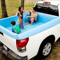 Truck Bed Swimming Pool
