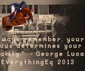 Equestrian Inspirational Quotes