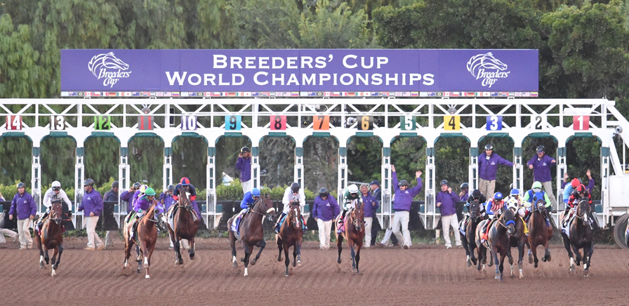 Breeders Cup 2015