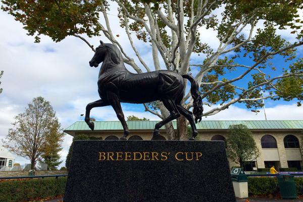 Breeders Cup Keeneland