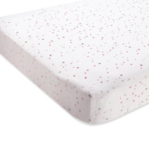 Medium Of Fitted Crib Sheets