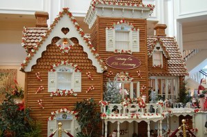 Disney Grand Floridian Gingerbread House