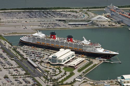 Port Canaveral Car Parking