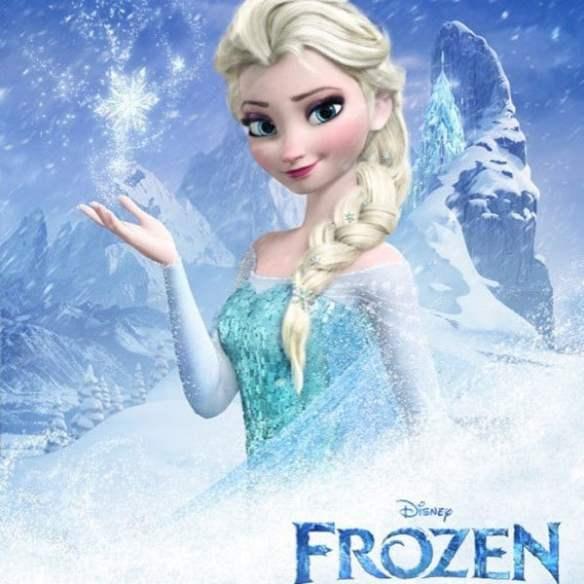 Disney Frozen DVD