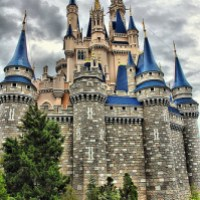 Win a Stay In Disney Cinderella Castle