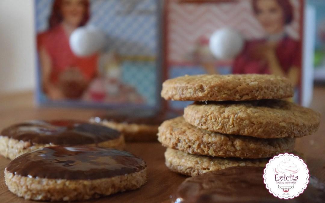 Σπιτικά μπισκότα τύπου digestive!