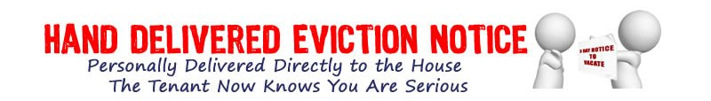 3 Day Notice To Vacate Eviction