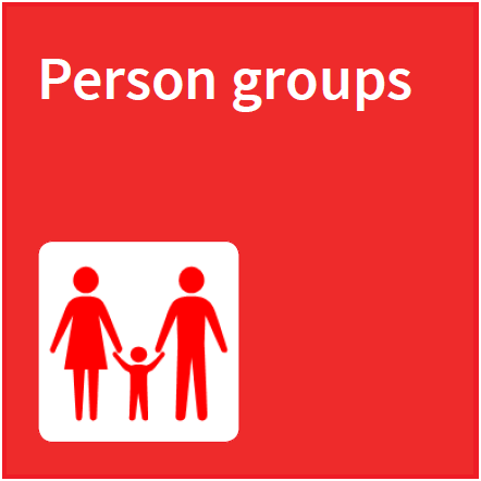 PERSON GROUPS
