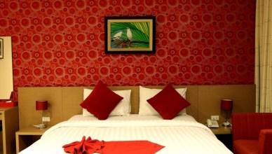 hotel keluarga di bandung, sweet karina hotel