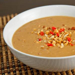 Evo Recipe Spicy Asian Peanut Sauce