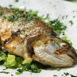 Evo Recipe Seared Trout