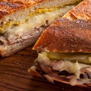 Evo Recipe Cuban Sandwich