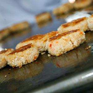 Evo Recipe Crab Cakes