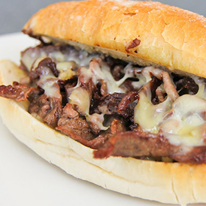 Evo Recipe Philly Cheese Steak