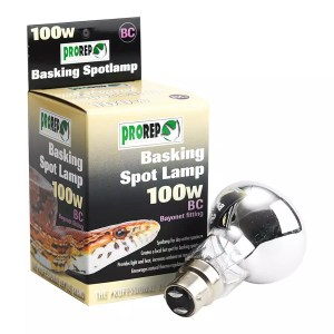 ProRep Basking Spot Lamp - Bayonet Fitting