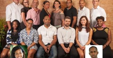 lauréats de Réseau Entreprendre Martinique