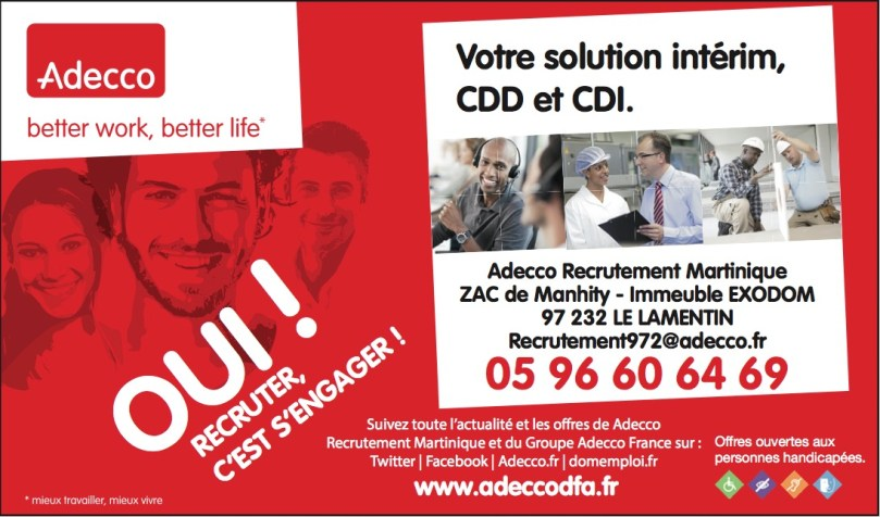 ADECCO MARTINIQUE